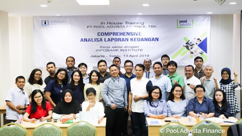 "InHouse Training ""Comprehensive Analisa Laporan Keuangan 2019"" PT Pool Advista Finance, Tbk."