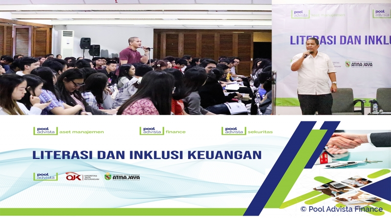 Kenali Perusahaan Pembiayaan - PT Pool Advista Finance, Tbk. bekerja sama dengan Universitas Katolik Indonesia Atma Jaya