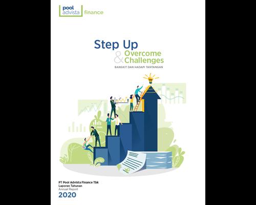 Aunnual Report & Sustainability Report - PT Pool Advista Finance, Tbk. Tahun 2020/