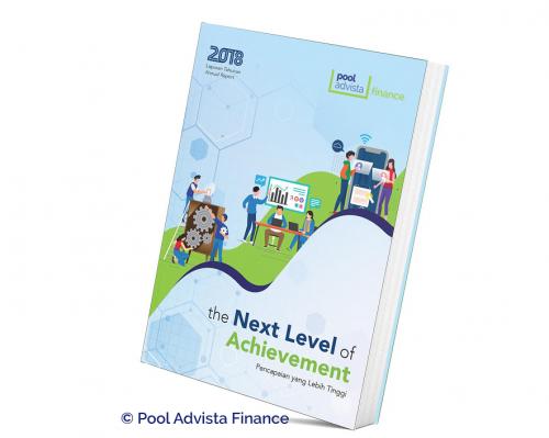 Annual Report - PT Pool Advista Finance, Tbk. Tahun 2018/